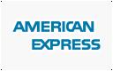American Express (Até 2x acima de R$ 100,00)