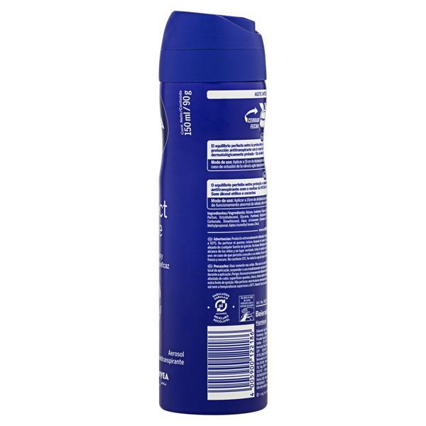 Antitranspirante Aerossol Nivea Protect & Care 150ml