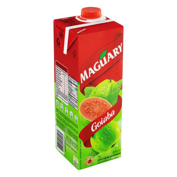 Néctar Misto Goiaba Maguary Caixa 1l
