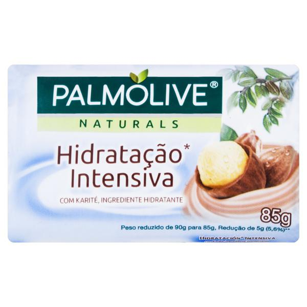 Sabonete em Barra Hidratação Intensiva Palmolive Naturals Cartucho 85g
