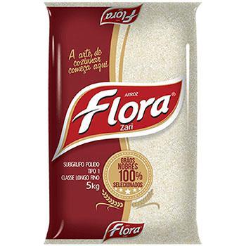 Arroz FLORA Tipo 1 5kg