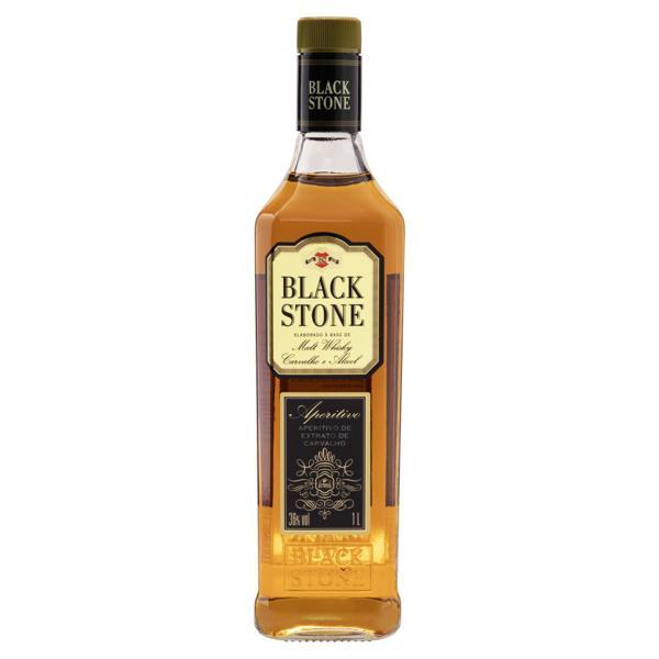 Aperitivo de Extrato de Carvalho Black Stone Garrafa 1l