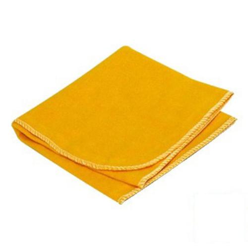 Flanela ALPLASTIPEL 58X38Cm Com Bainha Amarela