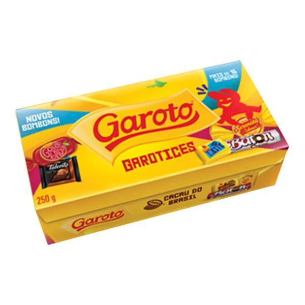 Chocolate GAROTO Bombons 250g
