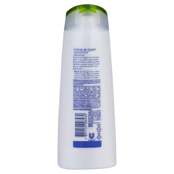 Shampoo Dove Nutritive Solutions Controle de Queda Frasco 200ml