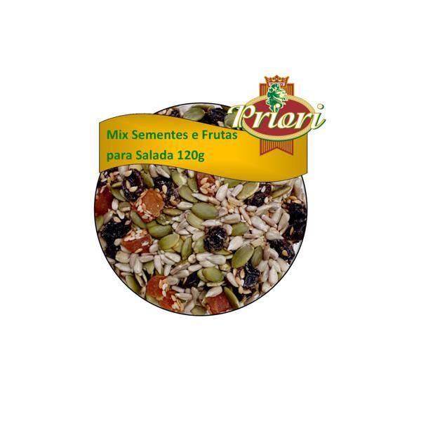 Mix de Sementes e  Frutas para Salada Priori 120g