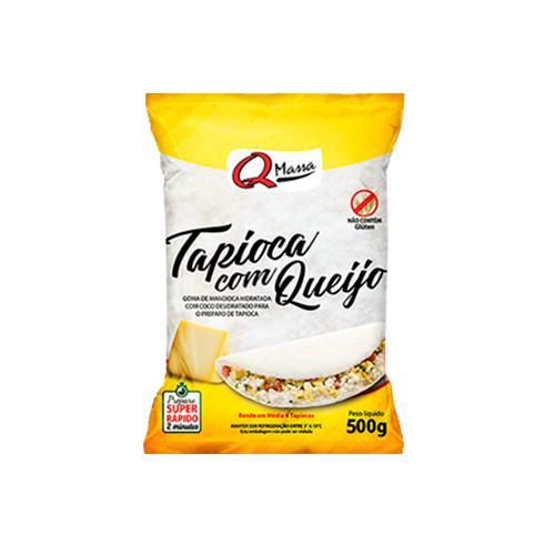 Massa Tapioca Q MASSA Com Queijo Resfriada 500g