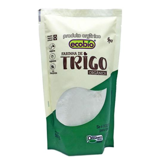 Farinha de Trigo Branca Ecobio 500g