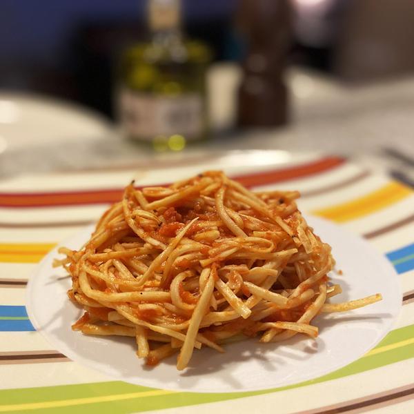 Espaguete de Pupunha  ao Pomodoro - 400g