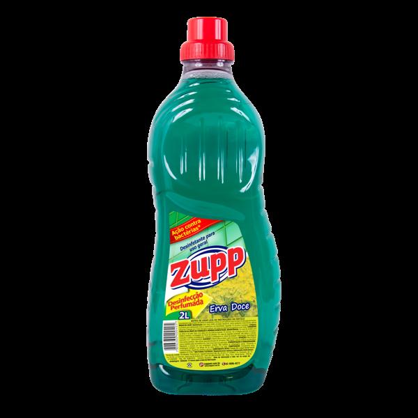 Desinfetante ZUPP Erva Doce 2L