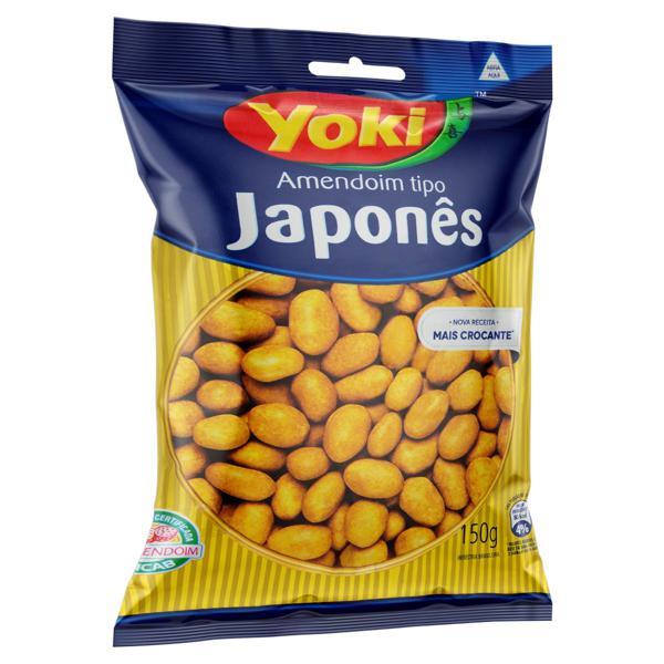 Amendoim Japonês Yoki Pacote 150g