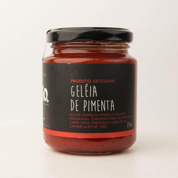 Geleia de Pimenta 250g - Gaia Produtos Selecionados