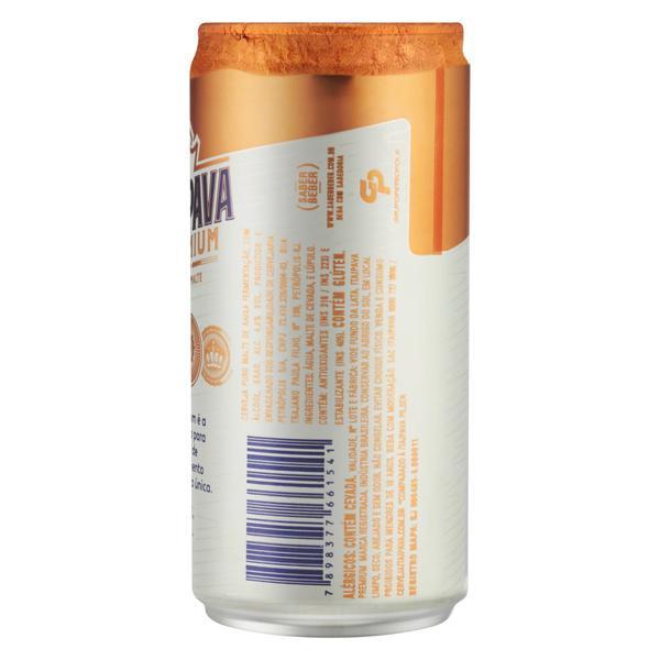 Cerveja Lager Puro Malte Itaipava Premium Lata 269ml