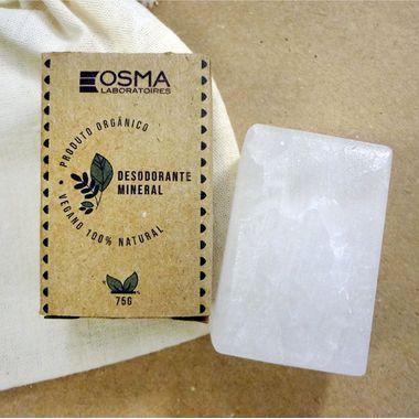 Desodorante Cristal Mineral ECO 100% natural - Manju