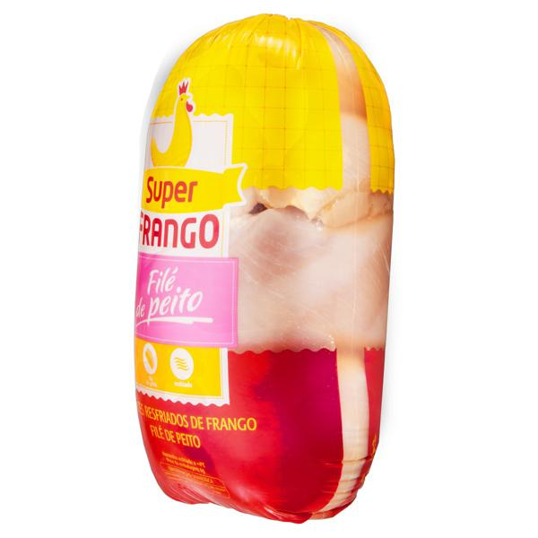Filé de Peito de Frango Resfriado Super Frango