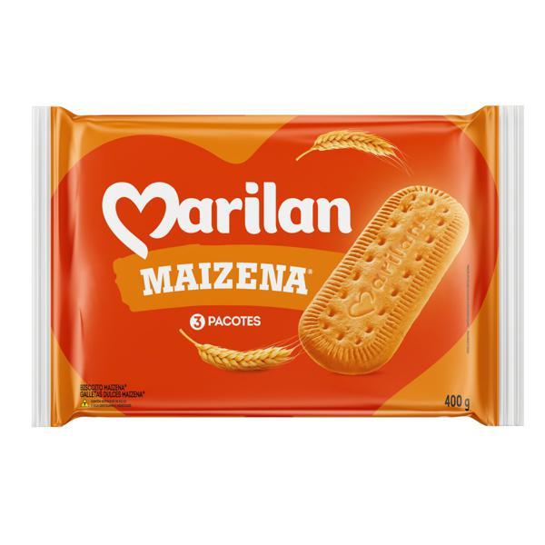 Biscoito Marilan Maizena Pacote 400g