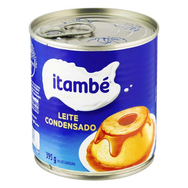 Leite Condensado Itambé Lata 395g