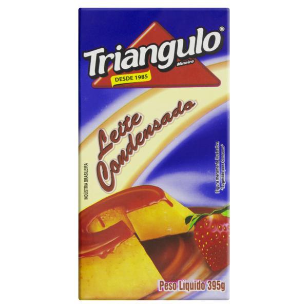 Leite Condensado Triangulo Mineiro Caixa 395g