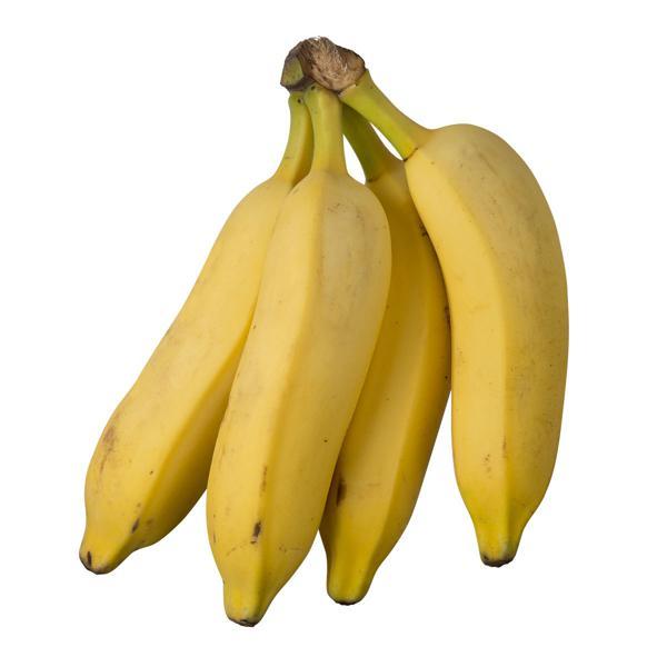 Banana Prata Orgânica Fito(Peso médio penca =1,4Kg)