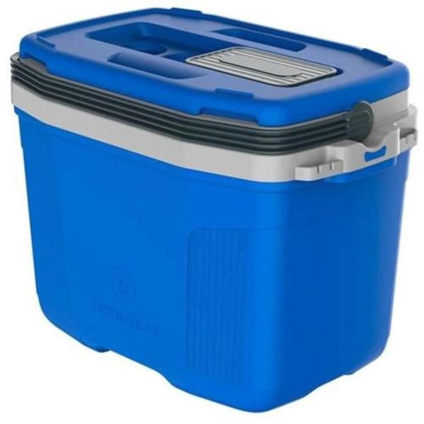 Caixa Térmica SUV Azul TERMOLAR 32l