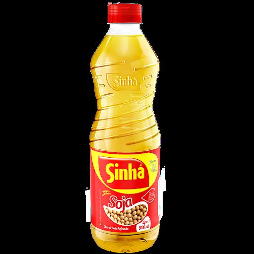 Oleo Sinha De Soja 900Ml Nacional