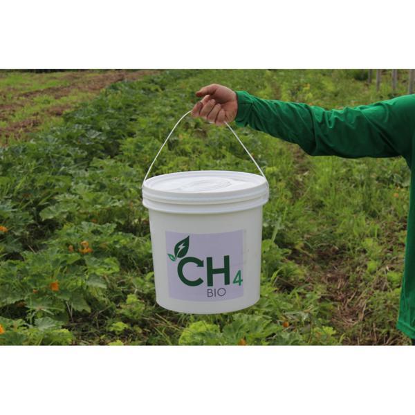 Serviço de Coleta de Resíduos Orgânicos - CH4 Bio (Plano 2)