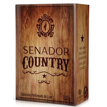 Sabonete SENADOR Country 130g