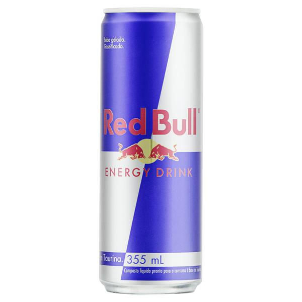 Energético Red Bull Lata 355ml