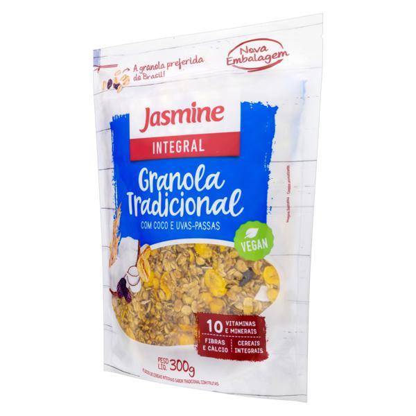 Granola Tradicional Jasmine Pouch 300g