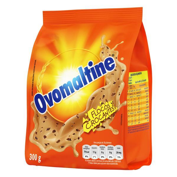 Achocolatado Flocos Crocantes Ovomaltine Pacote 300g