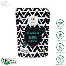 Nibs de Cacau (50g)-  Orgânico