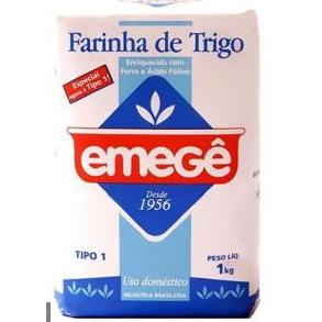 Farinha De Trigo Emege Especial 1Kg