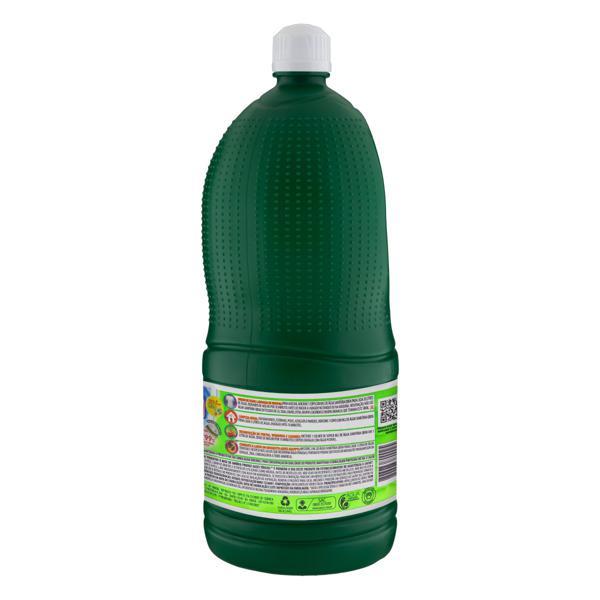 Água Sanitária Qboa Frasco 2l