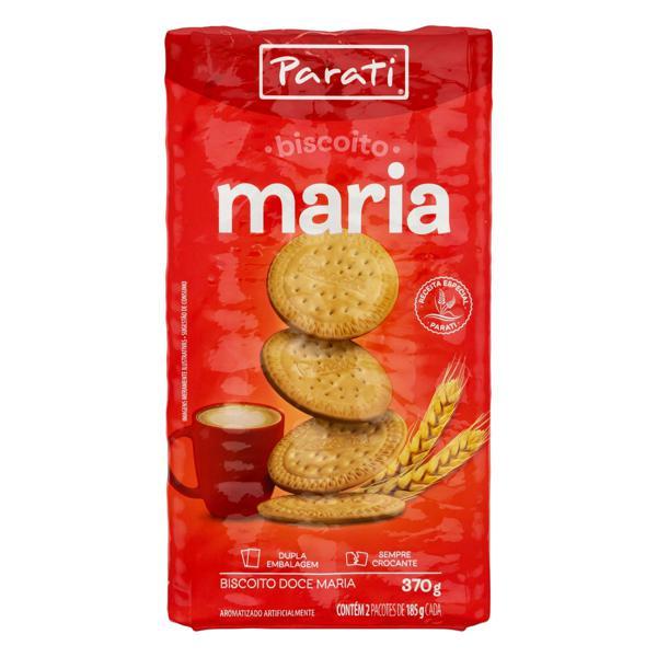 Biscoito Maria Parati Pacote 370g