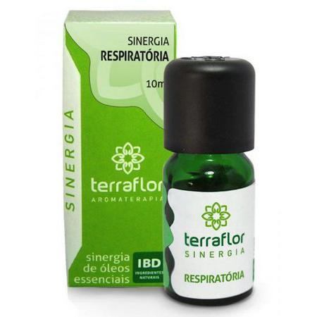 Sinergia Respiratória 10ml - TERRA-FLOR