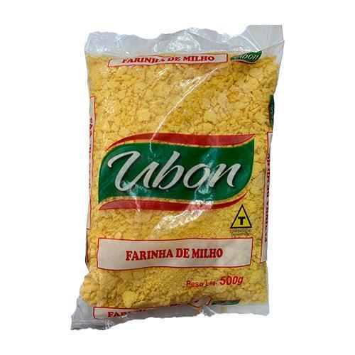 Farinha De Milho Ubon Biju 500G