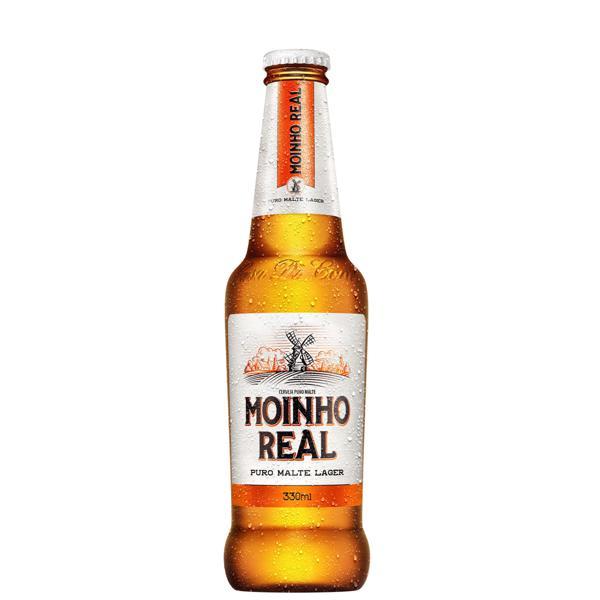 Cerveja Moinho Real 330Ml Puro Malte