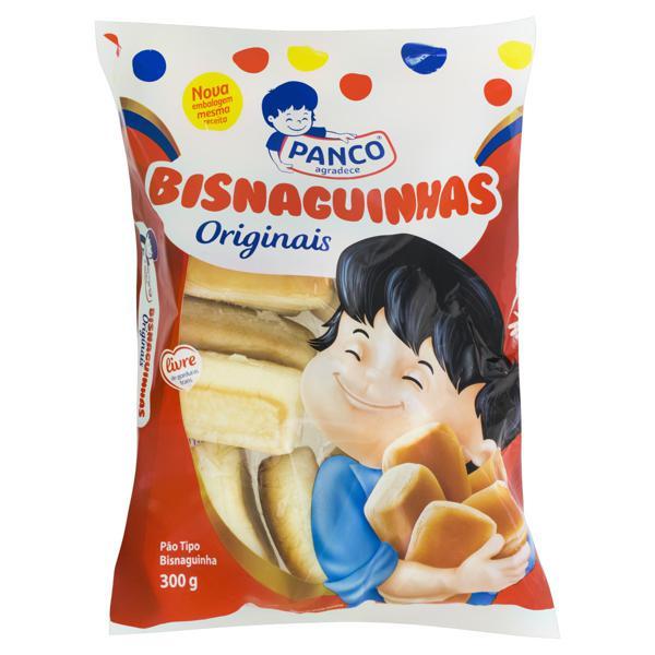 Pão Bisnaguinha Panco Originais Pacote 300g