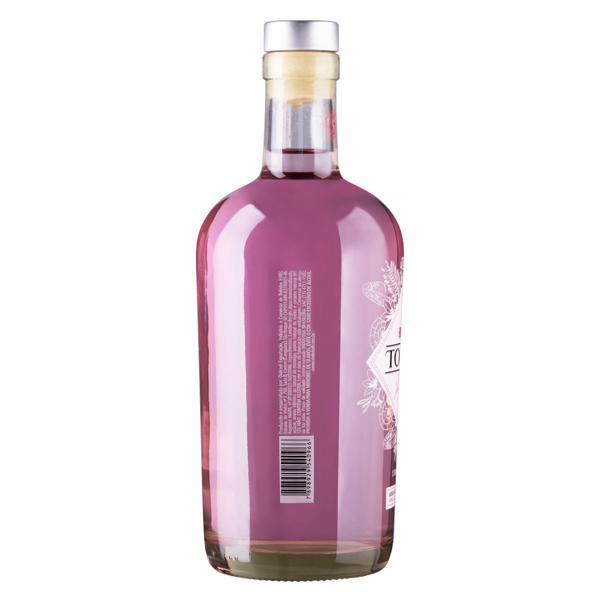 Gin London Dry Pink Ocean Strawberry Mint Torquay Garrafa 750ml