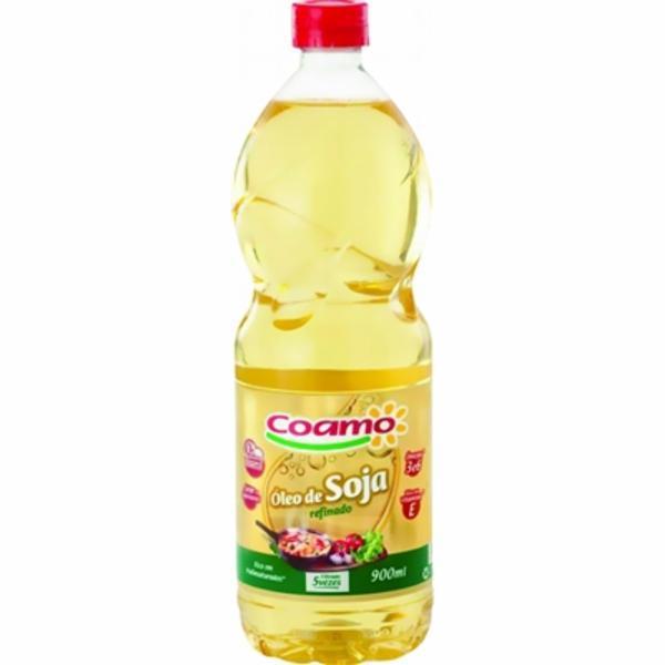 Óleo de Soja Coamo 900ml