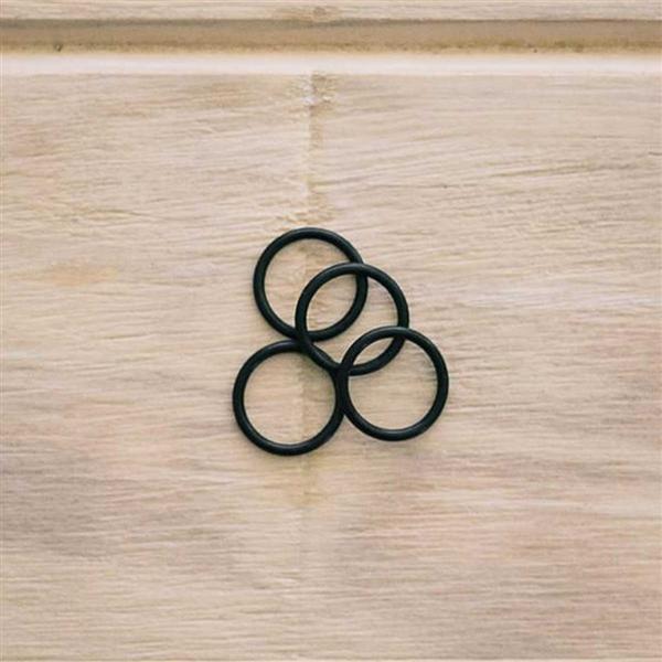 Conjunto de O-rings para Tubo Pescador do Fermentador Cônico Modelo Chronical - Ss Brewtech