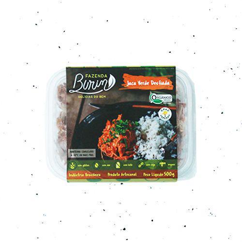 Carne De Jaca Orgânica 500g - BURIN