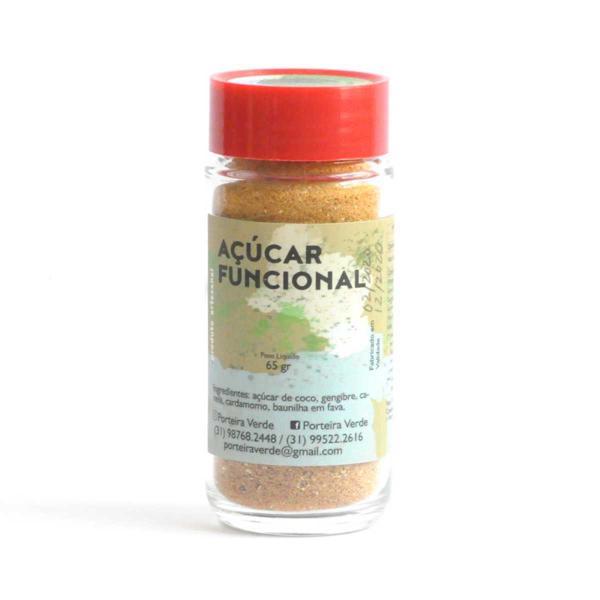 Açúcar Funcional 65g - Porteira Verde