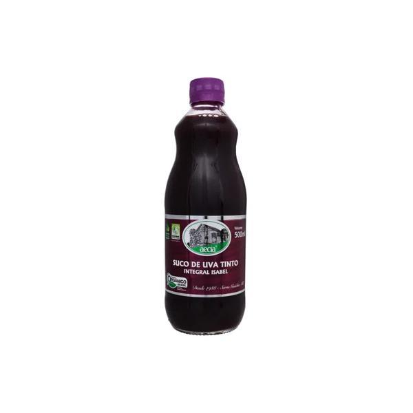 Suco de Uva Isabel (Litro)- Orgânico sem Açucar
