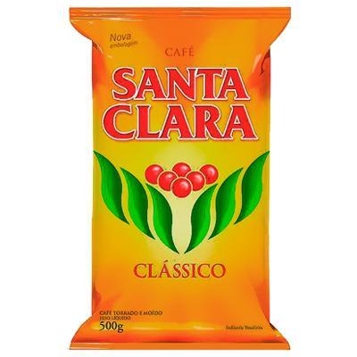 Café Santa Clara Almofada 500g