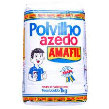 Polvilho Azedo AMAFIL Premium 1Kg