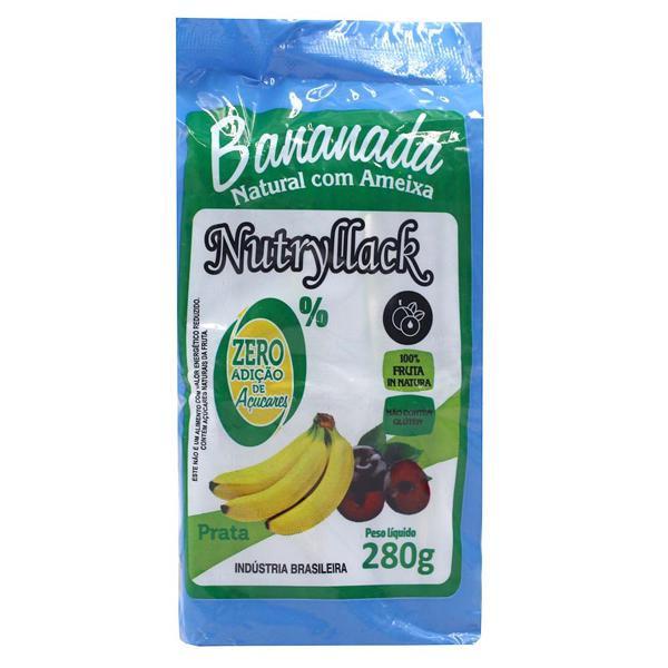 Bananada NUTRYLLACK com Ameixa 280g