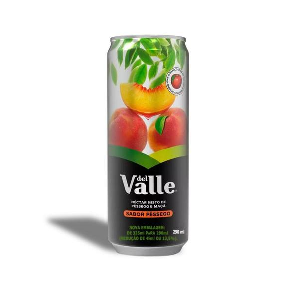 Suco DEL VALLE Pêssego - 290 ml