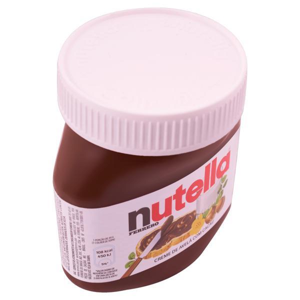 Creme de Avelã com Cacau Nutella Pote 650g