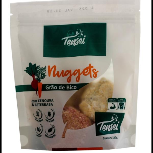 Nuggets de Grão de Bico Orgânico TENSEI 180g